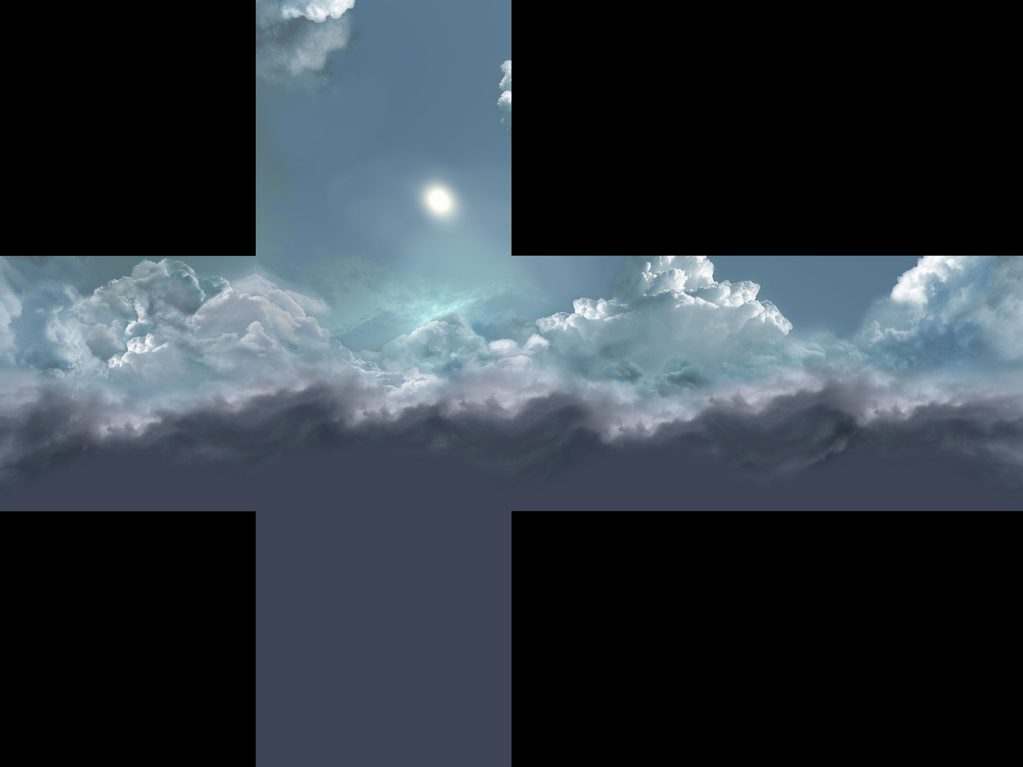 Rendering A Skybox Using A Cube Map With Opengl And Glsl